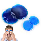 Round Reusable Ice Cold Hot Gel Pack Therapy Microwaveable Heat Pain Relief FO