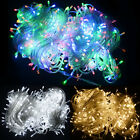 LED Fairy String Lights Lamp Wedding Party Decor Outdoor Xmas BBQ 200/20M