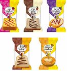 One hand very easy! 5 types source 48pcs Choco Strawberry Blueberry Peanut Honey