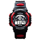 Fashion Wristwatch Students Children Kids Sports Digital Watch for Boys & Girls