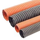 25~ 102mm Silicone Air Ducting Flexible Brake Cold Induction Intake Pipe Hose H