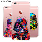 Star Wars Soft TPU Silicone Case for Apple IPhone X 8 7 6 6S Plus 5 5S SE $7.04 CAD