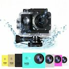 Full HD 1080P Waterproof Camera 2.0 Inch Camcorder Sports DV Go Car Cam Pro