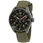 Citizen Chandler Mens Multifunction Nylon Watch BU2055 - Choose color