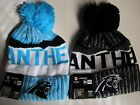 NFL Carolina Panthers Knit Winter Beanie Hat-2 Styles