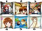 Magical Circle Guru Guru Kukuri Nike Home Decor Cute Pillow Double Sides Pillow