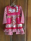 Three Sisters  2pc outfit sizes 12mos,18mos,24mos,2T,3T,4T,4,5,6,6X,7