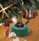 Real Christmas Tree Stand Indoor Xmas Luxury Green Base Holder 5ft 6ft 7ft 8ft