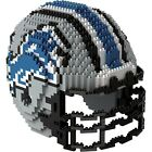 NFL Team Helmet Shaped BRXLZ 3-D Puzzle -Select- Team Below