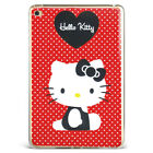 Hello Kitty Dotpattern Soft Silicone Case Cover For Apple Ipad Samsung F01kt295