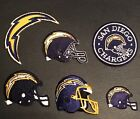 NFL LOS ANGELES CHARGERS Football *NEW* Team Iron on Patch *Choice* $4.49 USD on eBay