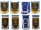 Personalised BIRTHDAY Pint Glass Gift For Dad/Men/Boys/18th/21st/30th/40th/50th