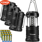 30 LED Ultra Bright Camping Lantern, Costech Portable Collapsible Lightweight