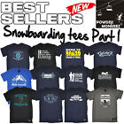 Men's Snowboarding Apres T Shirts The perfect funny novelty Gift T-Shirt 1