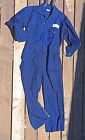 Workrite Nomex Coveralls 44 S, Navy Blue - New old stock Never worn Made in U.S.