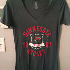 MINNESOTA WILD WOMENS Tshirt $5.0 USD on eBay