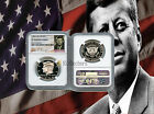 1996 S SILVER KENNEDY HALF DOLLAR 50c NGC PF70 SIGNATURE LABEL