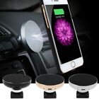 Qi Wireless Car Charger Magnetic Air Vent Mount Holder For Samsung CA