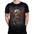 Spiral Direct - LORD HAVE MERCY - T-Shirt Black