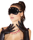 Padded Pvc Mask - Coquette D1720
