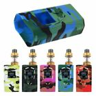Protective Silicone Camo Case For SMOK Procolor 225w TC Kit Cover Sleeve Skin