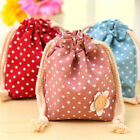 Dolls Kids Play Storage Bag Toys Box Cotton Storage Bundle Pocket Candy Gift Bag