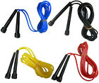 Boxing Skipping Rope Jumping / Workout Exercise Pvc Rope Plastic Handle (401)