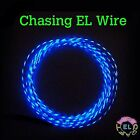 CHASING EL Wire - £5 p/m - 10 metres of 2.3mm Motion EL Wire in Many Colours