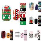 Hot Nail Wraps Stickers Adhesive Polish Foils Decor Art Decal Durable TXSU 01