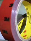 3M Multi Sizes Automotive Truck Auto Acrylic Double Sided Adhesive Car Tape Best