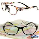 Bifocal Reading Glasses Women's New Attractive Shape Floral,Black,Brown moXie