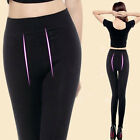 Women Winter Thick Leggings Warm Fleece Lined Thermal Stretchy Slim Skinny Pants