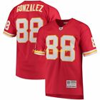 TONY GONZALEZ Kansas City CHIEFS MITCHELL & NESS Throwback PREMIER Jersey S-2XL on eBay