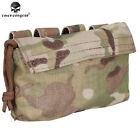 Emerson Utility Pouch Communication Army Cordura Molle Accessory Bag CP Multicam