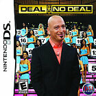 Deal Or No Deal w/ Howie Mandel (USA Version) Nintendo DS TESTED