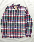NEW LEVIS ROCKLIN MODERN FIT WESTERN STYLE MENS LONG SLEEVED CHECK SHIRT