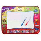 Large Kids Aqua Doodle Drawing Mat Toy Water Writing Painting Board Magic + Pen