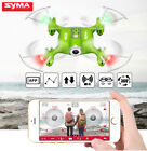 Pocket Drone Syma X21W RC Quadcopter with WIFI HD Camera FPV Real Time