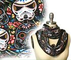 Star Wars Infinity Scarf Fleece Lined Sugar Skull Cowl Perfect Christmas Gift $29.99 USD