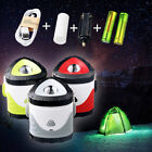 6000 lumens - 6000Lumens Collapsible Rechargeable 18650 USB LED Camping Lantern Lamp Light USA