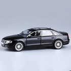 Audi A8 1:32 Model Cars Sound&Light Toy Alloy Diecast Collection & Xmas Gift