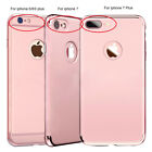 Luxury Ultra-thin Shockproof Back Case Cover For Apple iPhone 5 6 6plus 7 plus