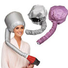 Portable Soft Hair Drying Cap Bonnet Hood Hat Blow Dryer Attachment Functional