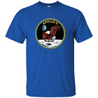 Apollo 11, Mission Patch - G200 Gildan Ultra Cotton T-Shirt image