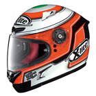 X-Lite X-802R corsi Race Replica Motorcycle Motorbike Helmet - XL RE-Boxed