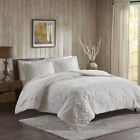 Woolrich Teton Embroidered Plush Coverlet Set image