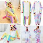 Adults Unisex Animal Onsie Cosplay Costume Kigurumi Pajamas Sleepwear S/M/L/XL