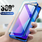 For Xiaomi Mi M6 Max Note 3 A1 Shockproof 360° Slim Case Cover + Tempered Galass $4.0 USD
