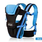 Adjustable Baby Breathable Carrier Comfortable Sling Infant Backpack Pouch Wrap