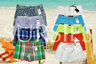 POLO RALPH LAUREN SHORTS Womens Madras Plaid Gingham Seersucker + More ALL SIZES